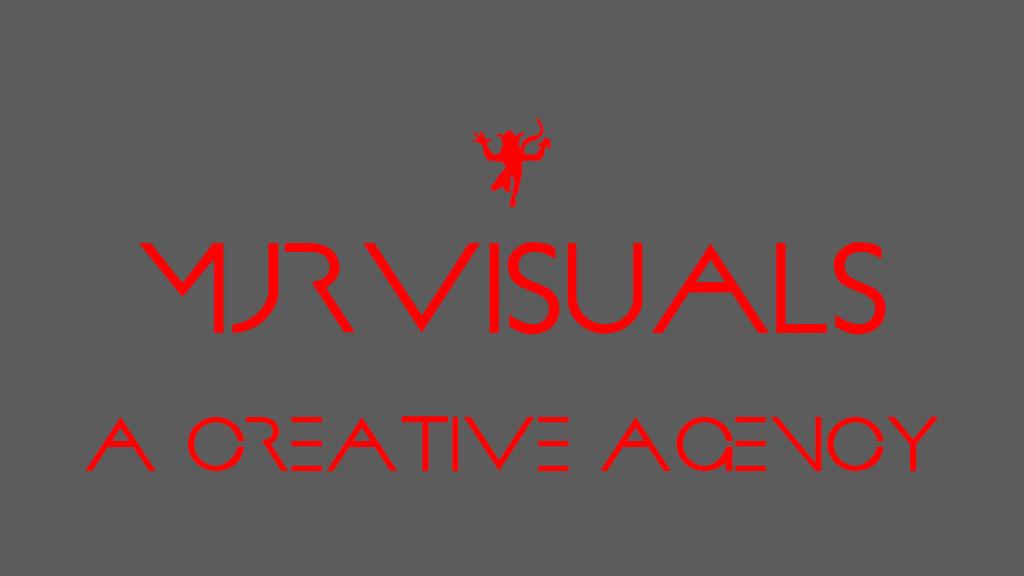 mjrvisuals a creative agency